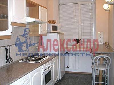 1-комнатная квартира (37м2) в аренду по адресу Варшавская ул., 10— фото 1 из 4
