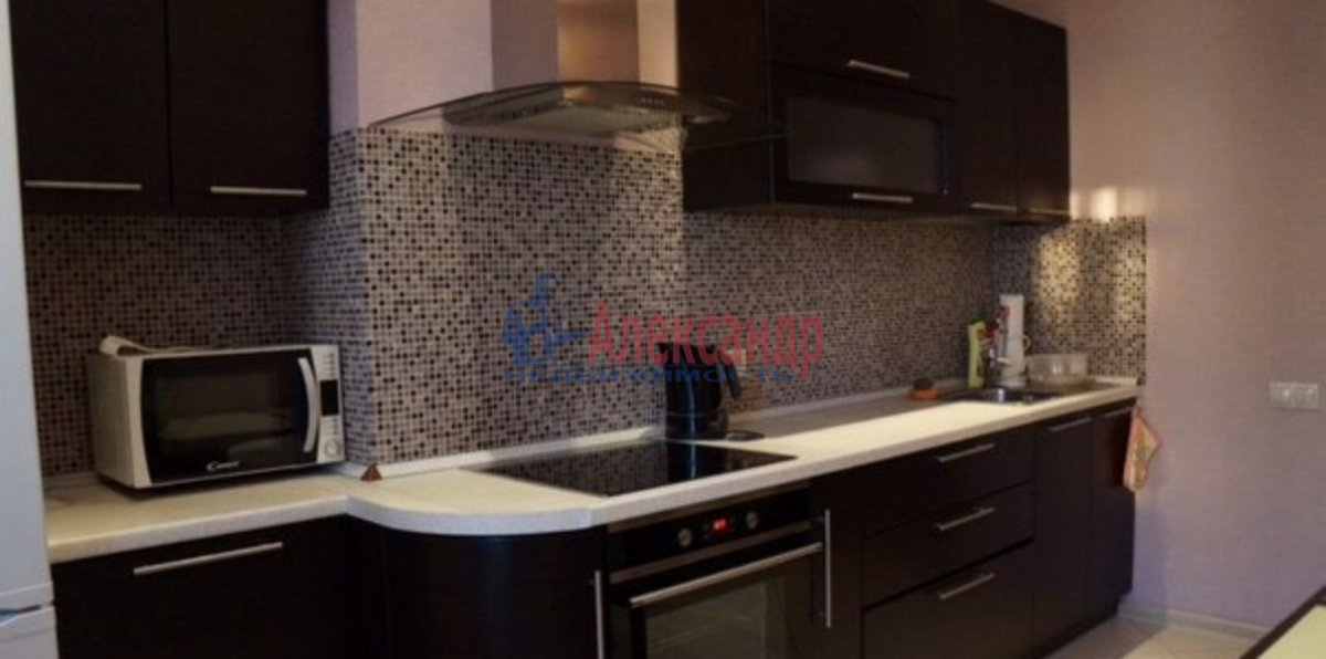 1-комнатная квартира (42м2) в аренду по адресу Достоевского ул., 44— фото 1 из 4