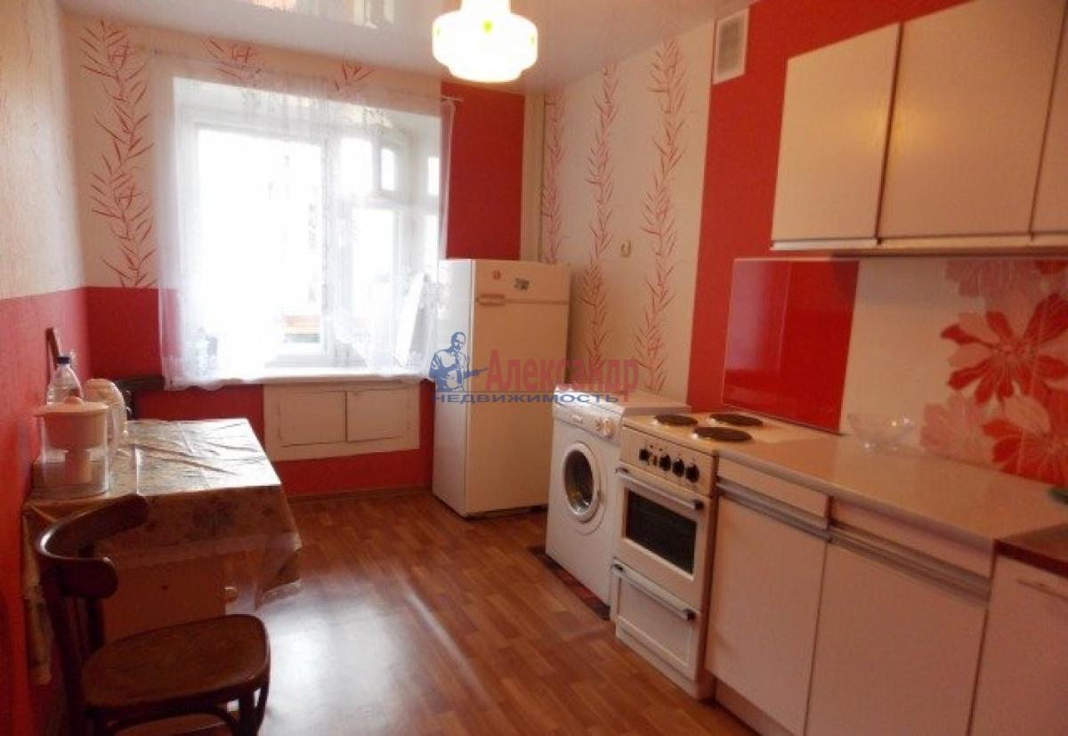 1-комнатная квартира (36м2) в аренду по адресу Маршала Блюхера пр., 44— фото 1 из 8