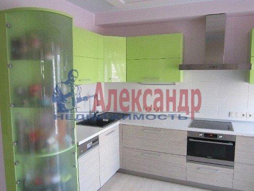 1-комнатная квартира (47м2) в аренду по адресу Дибуновская ул., 50— фото 1 из 7