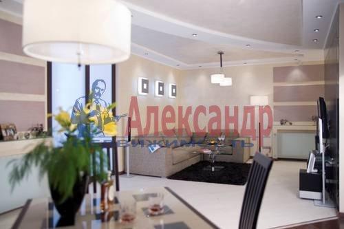 2-комнатная квартира (78м2) в аренду по адресу Приморский пр., 137— фото 10 из 10