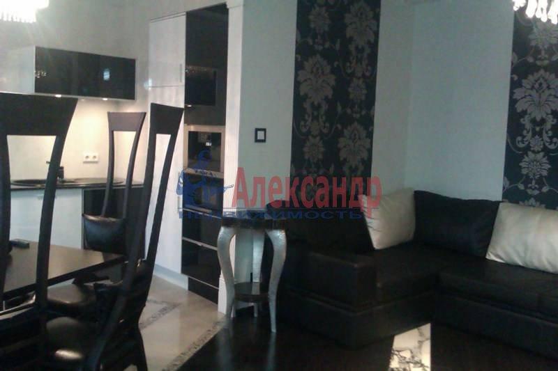 1-комнатная квартира (50м2) в аренду по адресу Загородный пр., 39— фото 2 из 8