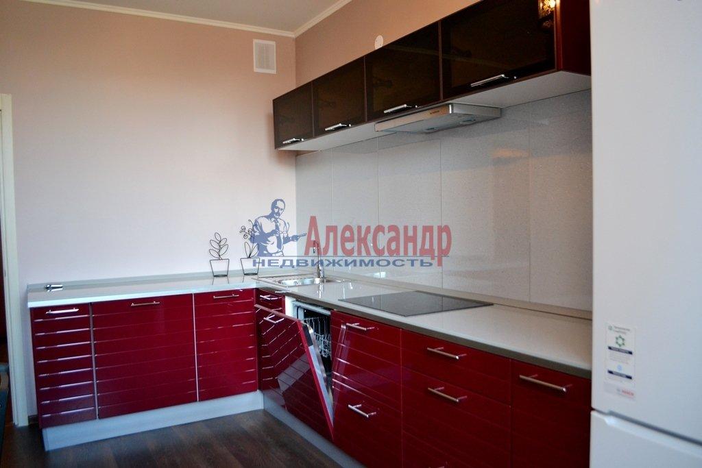 1-комнатная квартира (44м2) в аренду по адресу Бутлерова ул., 11— фото 2 из 16