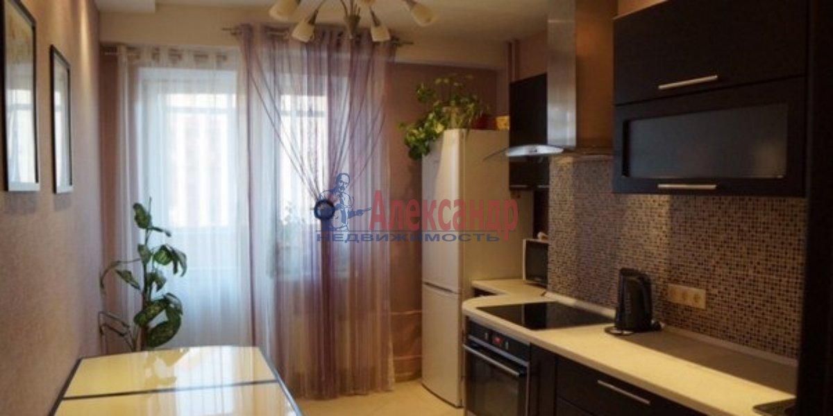 1-комнатная квартира (42м2) в аренду по адресу Достоевского ул., 44— фото 2 из 4