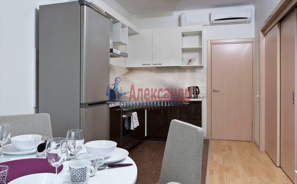 1-комнатная квартира (45м2) в аренду по адресу Чернышевского пр., 4— фото 4 из 10
