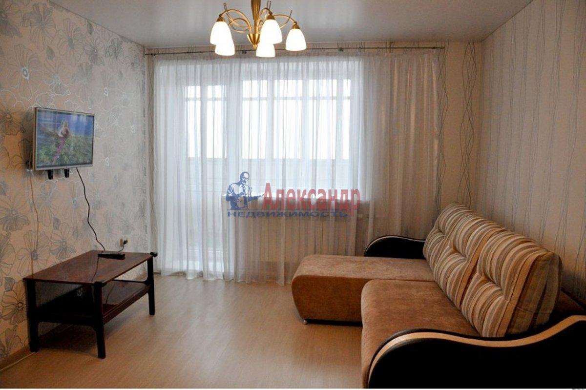 1-комнатная квартира (43м2) в аренду по адресу Просвещения пр., 35— фото 1 из 1