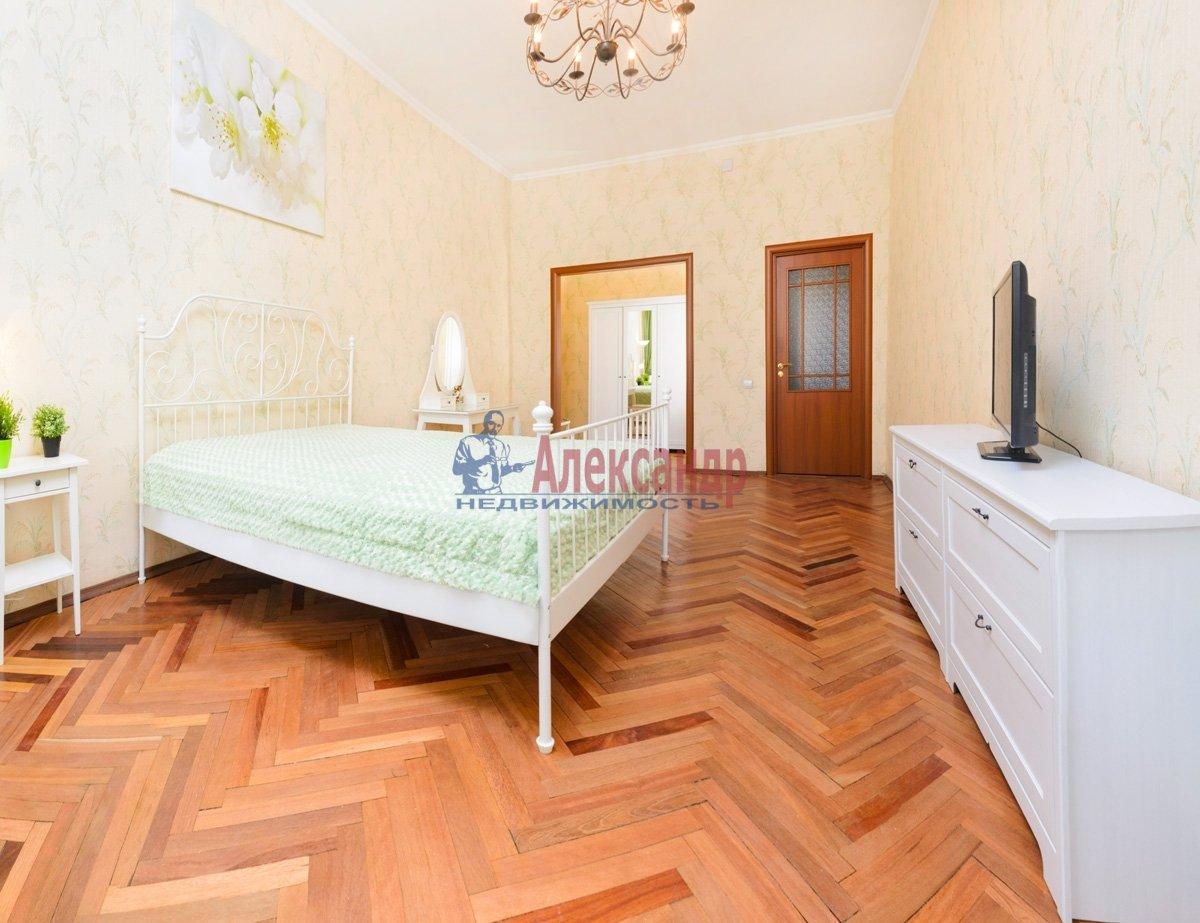 3-комнатная квартира (120м2) в аренду по адресу Правды ул., 5— фото 4 из 12