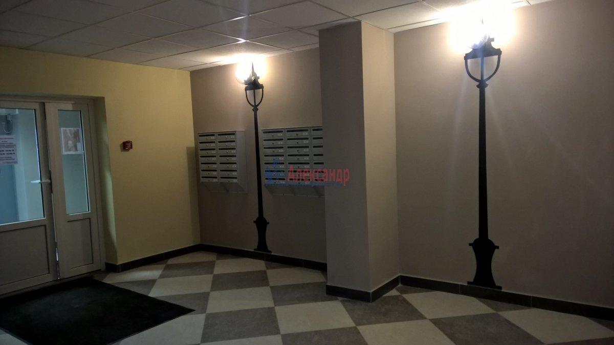 1-комнатная квартира (35м2) в аренду по адресу Реки Смоленки наб., 3— фото 11 из 11