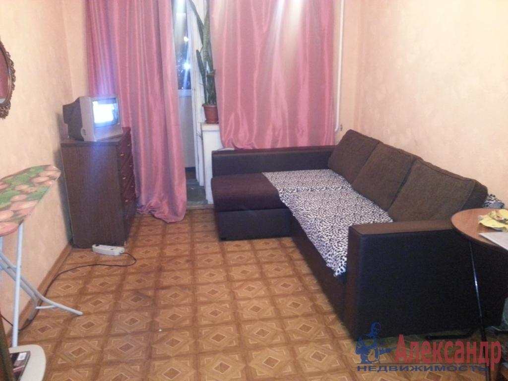 Комната в 2-комнатной квартире (42м2) в аренду по адресу Будапештская ул., 99— фото 1 из 4