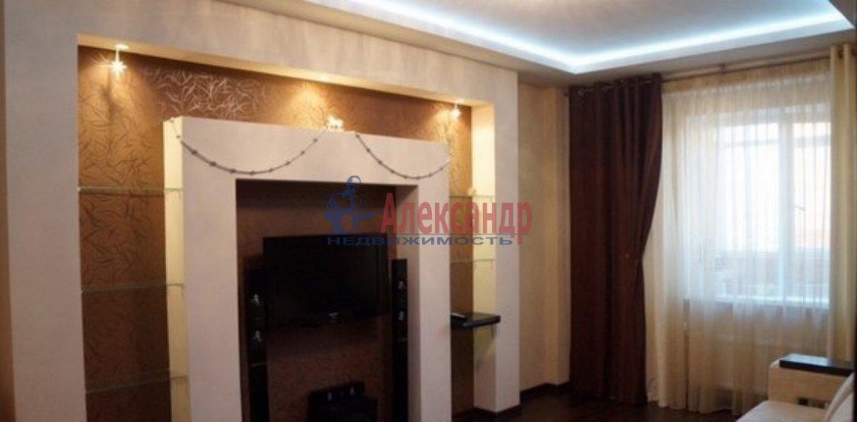 1-комнатная квартира (42м2) в аренду по адресу Достоевского ул., 44— фото 3 из 4