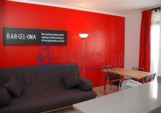2-комнатная квартира (60м2) в аренду по адресу Некрасова ул.— фото 5 из 5