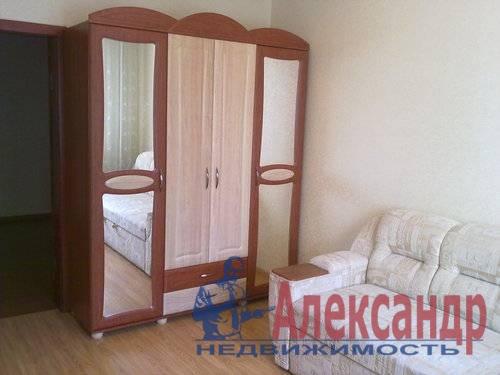 3-комнатная квартира (83м2) в аренду по адресу Пулковская ул., 17— фото 9 из 17