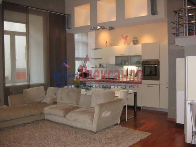 4-комнатная квартира (97м2) в аренду по адресу Реки Фонтанки наб., 50— фото 1 из 5