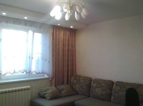 1-комнатная квартира (39м2) в аренду по адресу Михаила Дудина ул., 25— фото 2 из 2