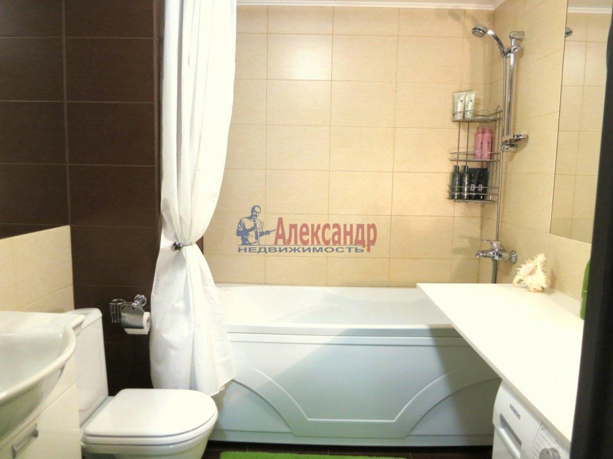 1-комнатная квартира (43м2) в аренду по адресу Коломяжский пр., 15— фото 2 из 6