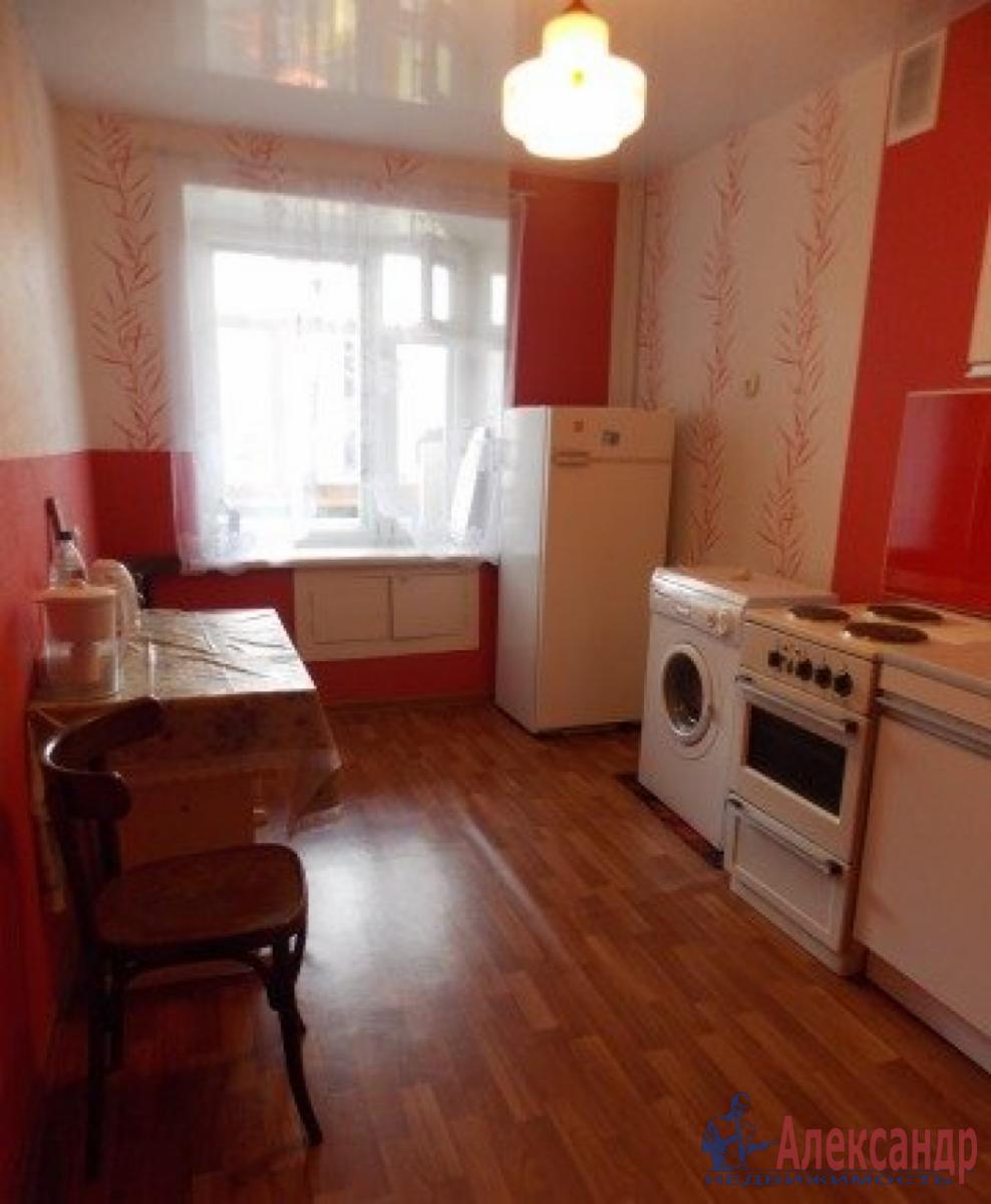 1-комнатная квартира (36м2) в аренду по адресу Маршала Блюхера пр., 44— фото 2 из 8