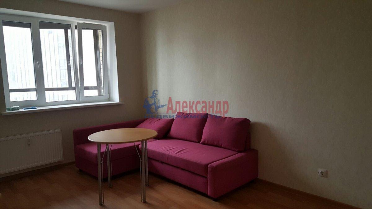 1-комнатная квартира (38м2) в аренду по адресу Парголово пос., Федора Абрамова ул., 23— фото 1 из 8
