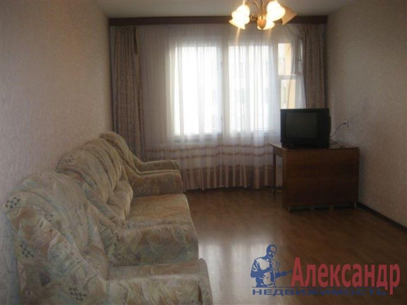1-комнатная квартира (35м2) в аренду по адресу Кржижановского ул., 17— фото 1 из 6