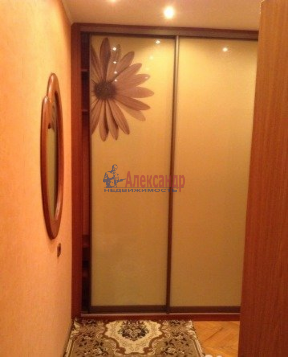 1-комнатная квартира (32м2) в аренду по адресу Народного Ополчения пр., 141— фото 5 из 6