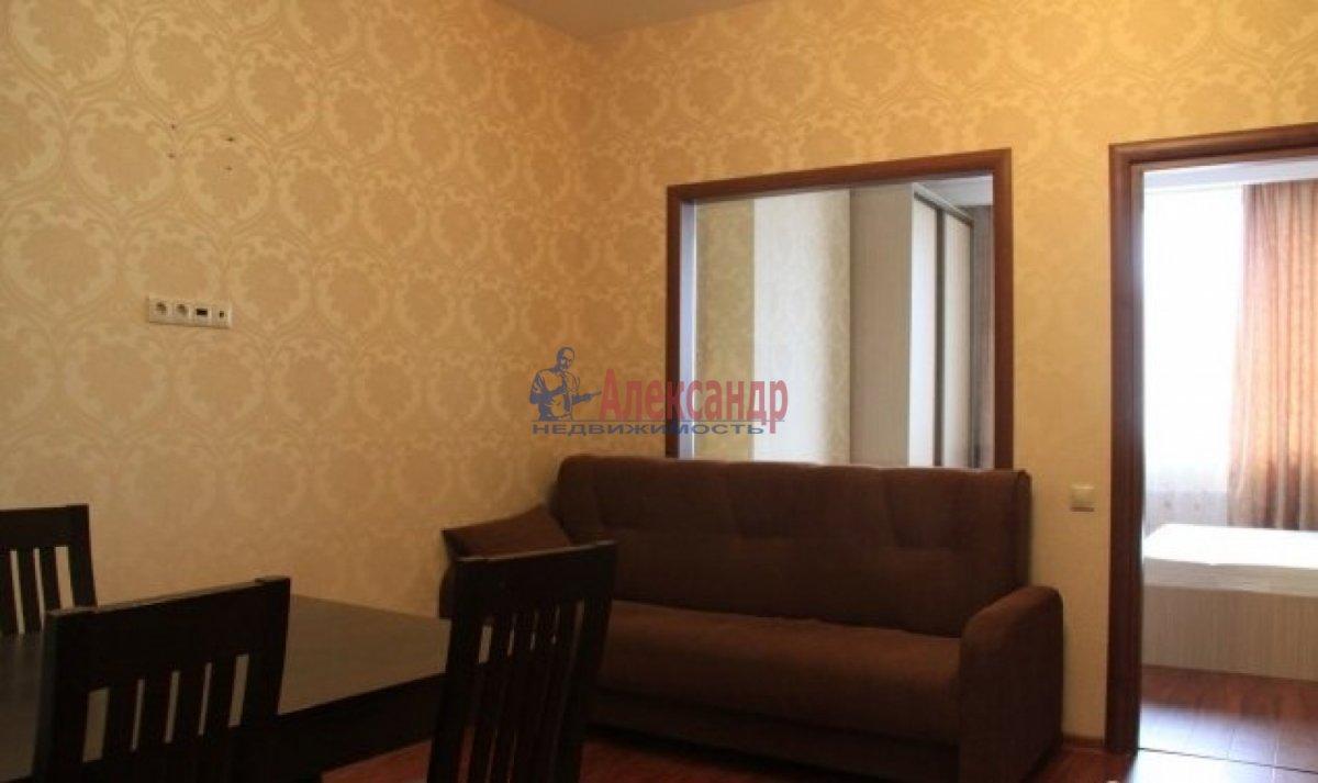 1-комнатная квартира (45м2) в аренду по адресу Свеаборгская ул., 12— фото 4 из 5