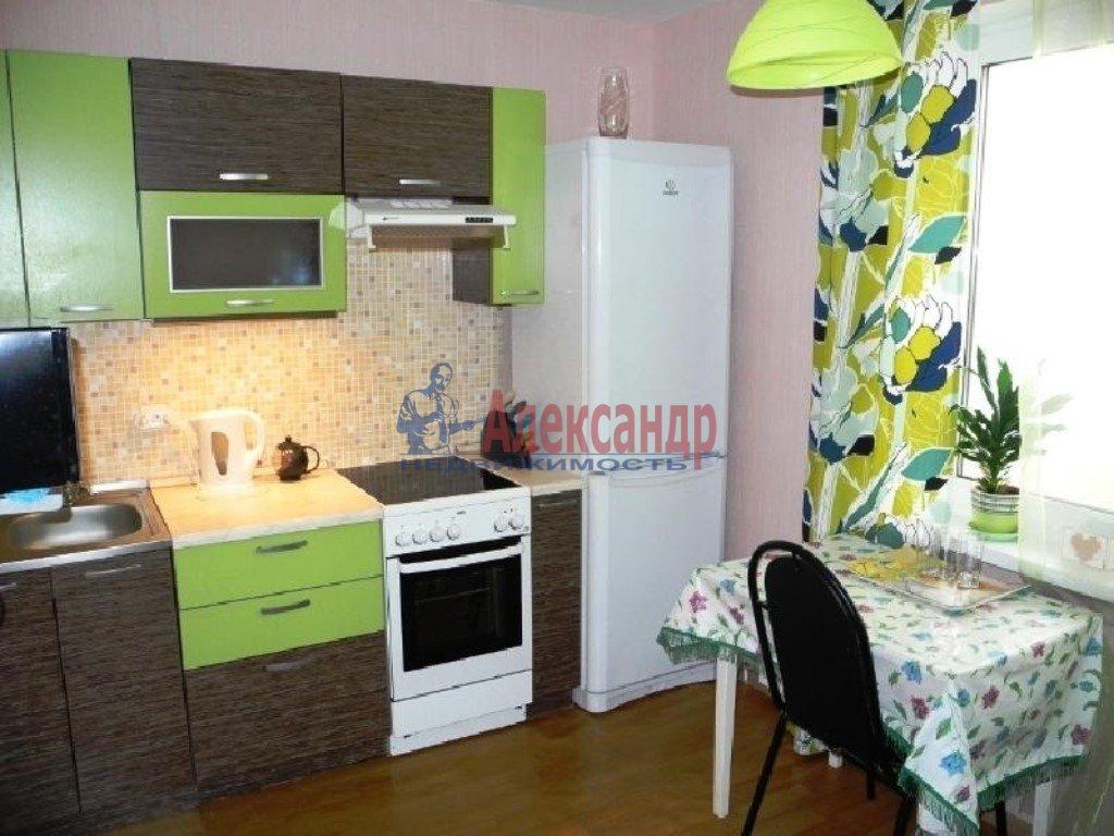1-комнатная квартира (35м2) в аренду по адресу Композиторов ул., 4— фото 1 из 1