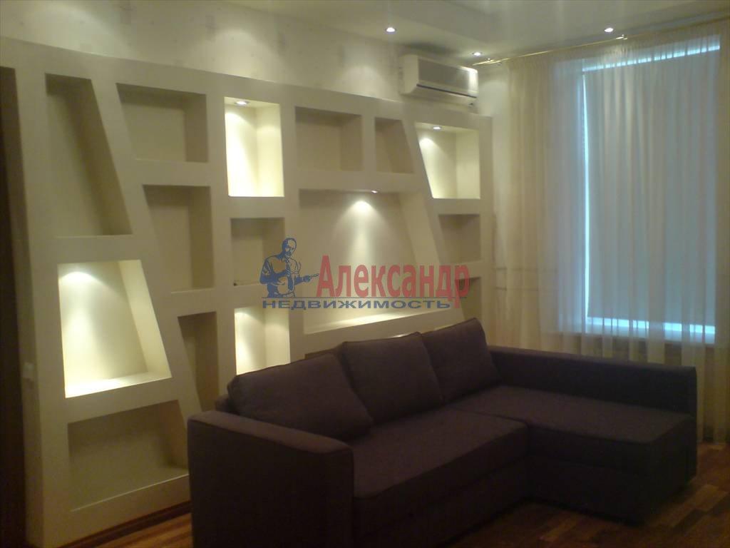 4-комнатная квартира (126м2) в аренду по адресу Лиговский пр., 58— фото 9 из 9