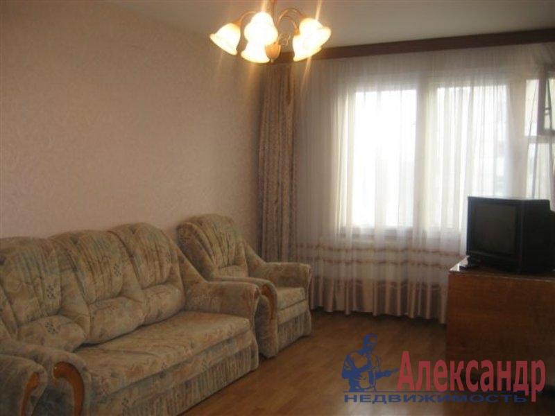 1-комнатная квартира (35м2) в аренду по адресу Кржижановского ул., 17— фото 2 из 6