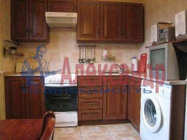 1-комнатная квартира (40м2) в аренду по адресу Косыгина пр., 17— фото 2 из 3