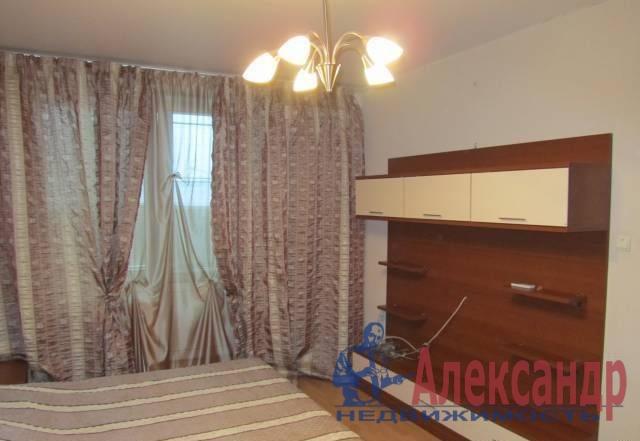 1-комнатная квартира (41м2) в аренду по адресу Малая Балканская ул., 26— фото 3 из 3