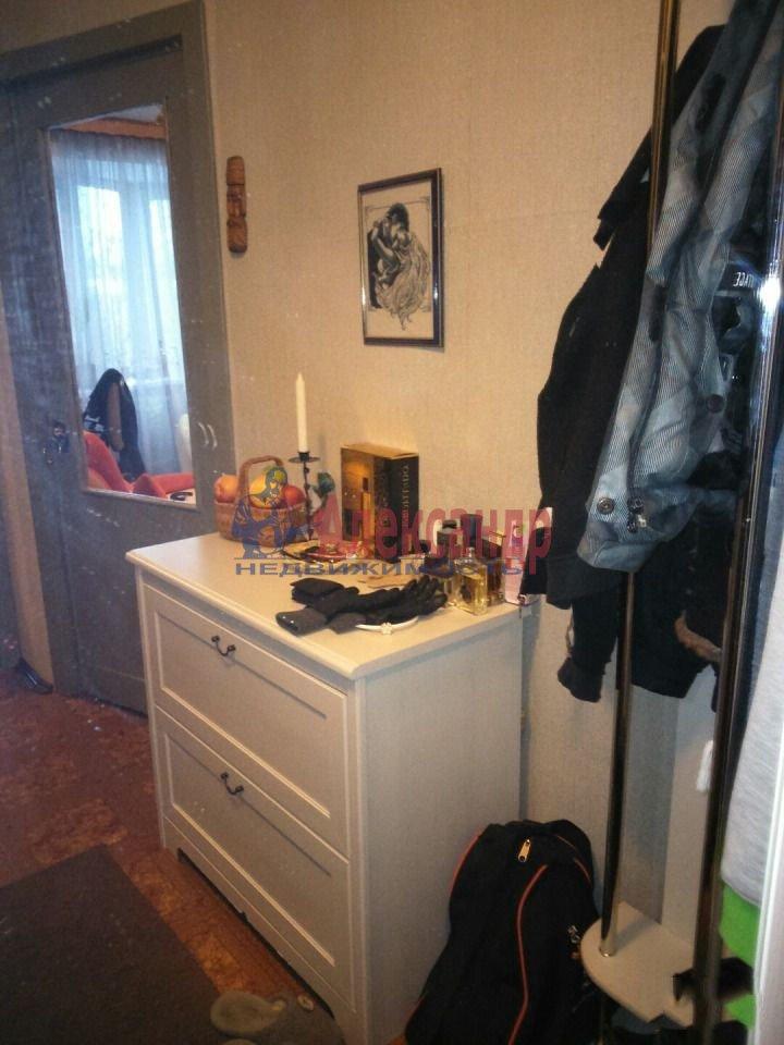 1-комнатная квартира (36м2) в аренду по адресу Просвещения пр., 30— фото 3 из 4
