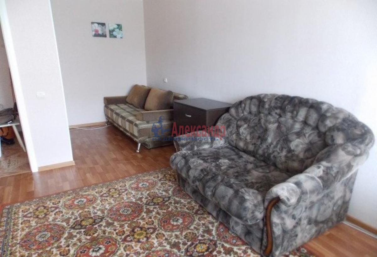 1-комнатная квартира (36м2) в аренду по адресу Маршала Блюхера пр., 44— фото 3 из 8