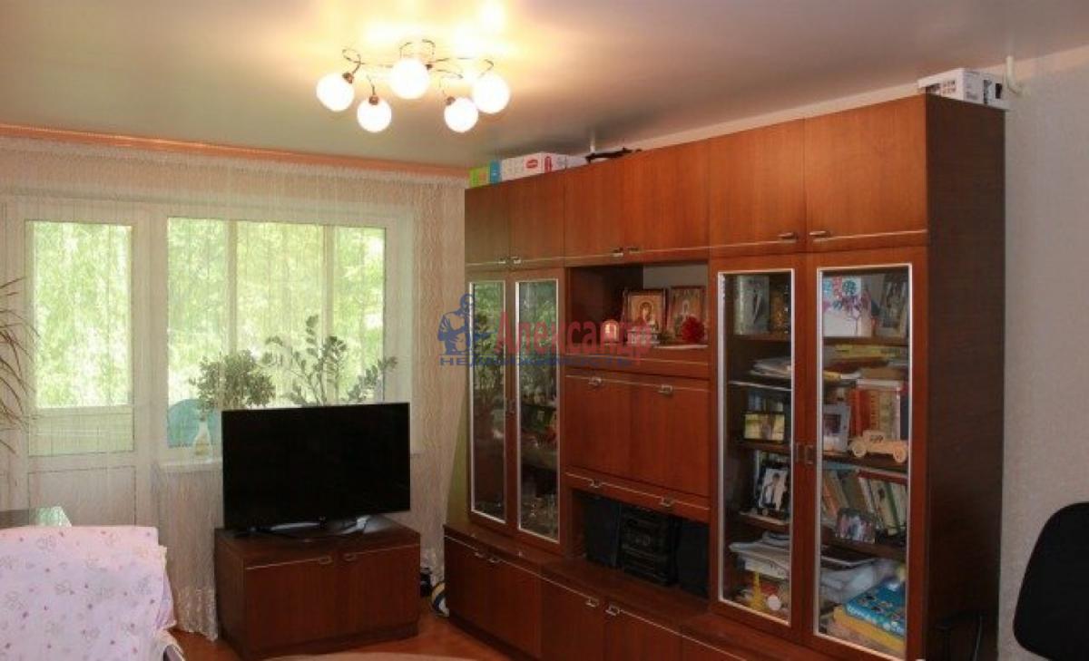1-комнатная квартира (36м2) в аренду по адресу Космонавтов просп., 48— фото 4 из 5