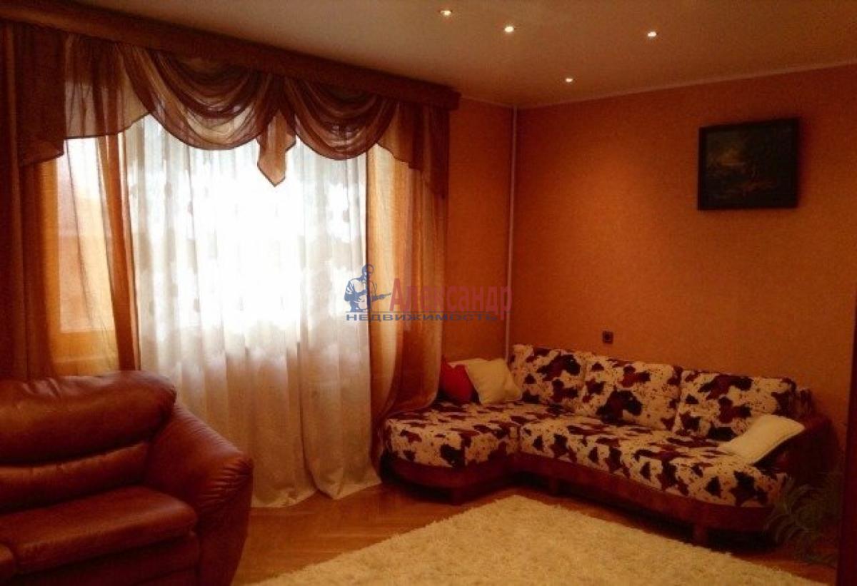 1-комнатная квартира (32м2) в аренду по адресу Народного Ополчения пр., 141— фото 6 из 6