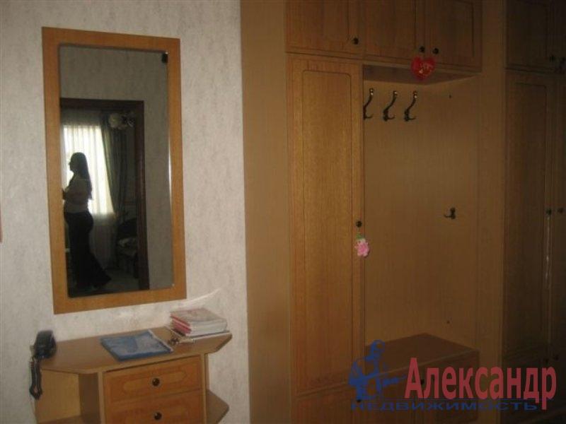 1-комнатная квартира (35м2) в аренду по адресу Кржижановского ул., 17— фото 3 из 6