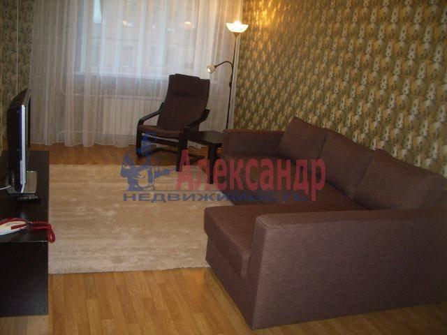 1-комнатная квартира (39м2) в аренду по адресу Просвещения пр., 9— фото 1 из 4