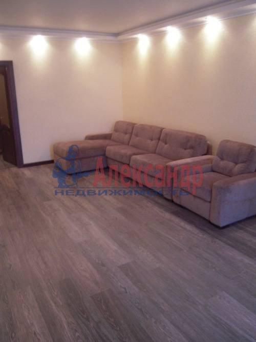 1-комнатная квартира (47м2) в аренду по адресу Дачный пр., 17— фото 3 из 14