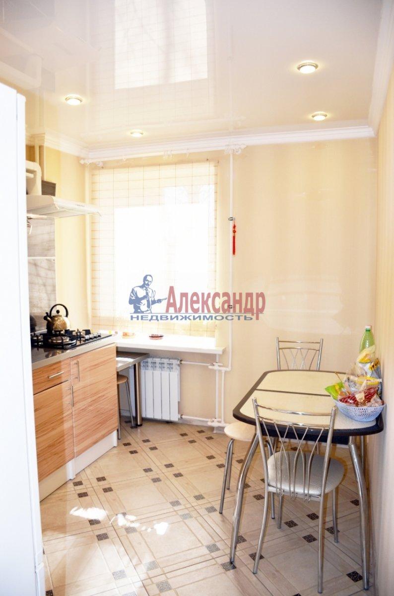 2-комнатная квартира (52м2) в аренду по адресу Маршала Блюхера пр., 49— фото 2 из 7