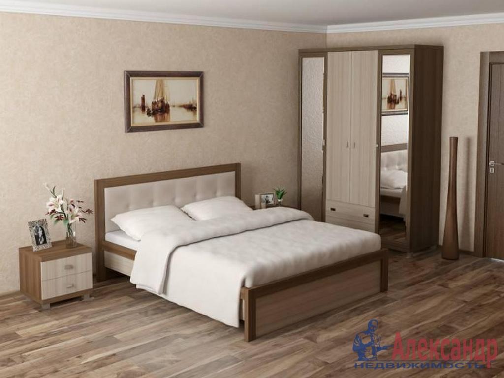 2-комнатная квартира (70м2) в аренду по адресу Нахимова ул., 20— фото 2 из 4