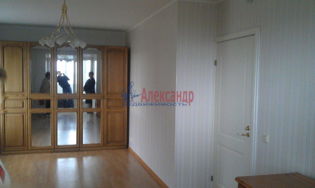 1-комнатная квартира (48м2) в аренду по адресу Морская наб., 35— фото 2 из 3