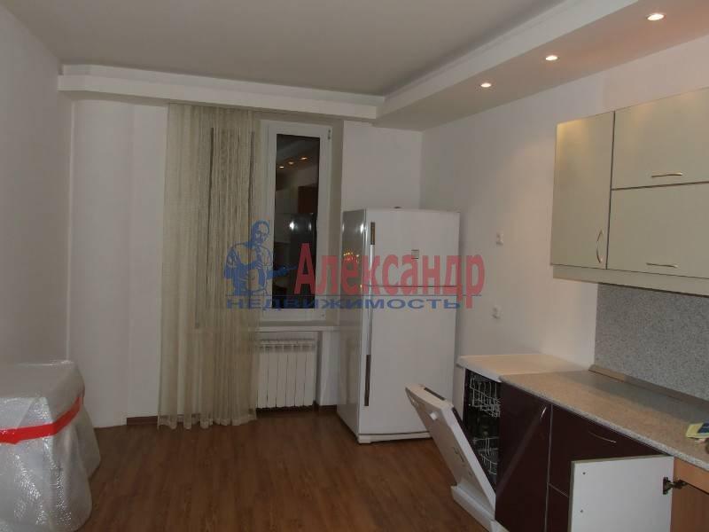 4-комнатная квартира (150м2) в аренду по адресу Морская наб.— фото 2 из 4