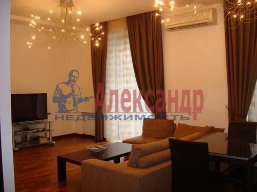3-комнатная квартира (100м2) в аренду по адресу Жуковского ул., 28— фото 8 из 8