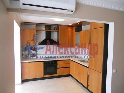 2-комнатная квартира (76м2) в аренду по адресу Дачный пр., 17— фото 1 из 13