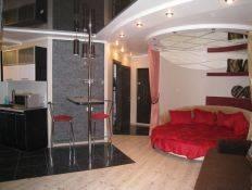 2-комнатная квартира (68м2) в аренду по адресу Всеволода Вишневского ул., 13— фото 1 из 4