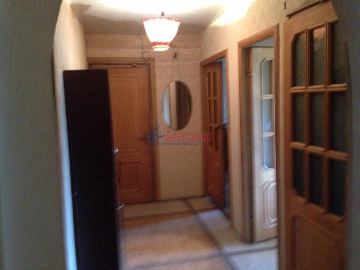3-комнатная квартира (72м2) в аренду по адресу Долгоозерная ул., 5— фото 9 из 14