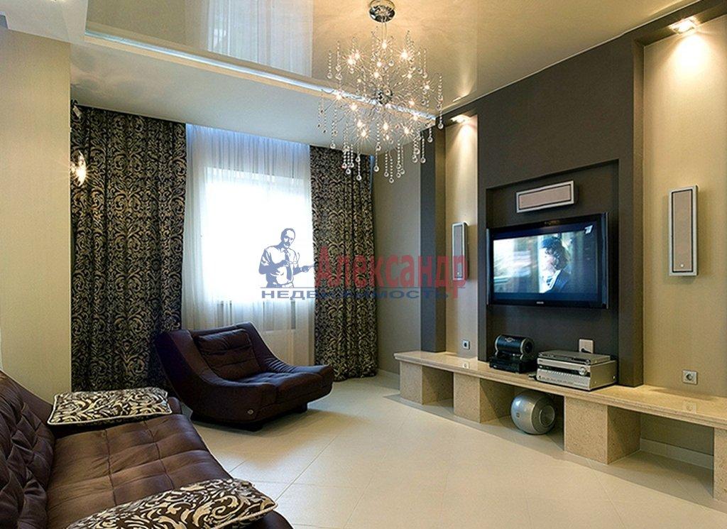2-комнатная квартира (75м2) в аренду по адресу Гороховая ул., 70— фото 1 из 3