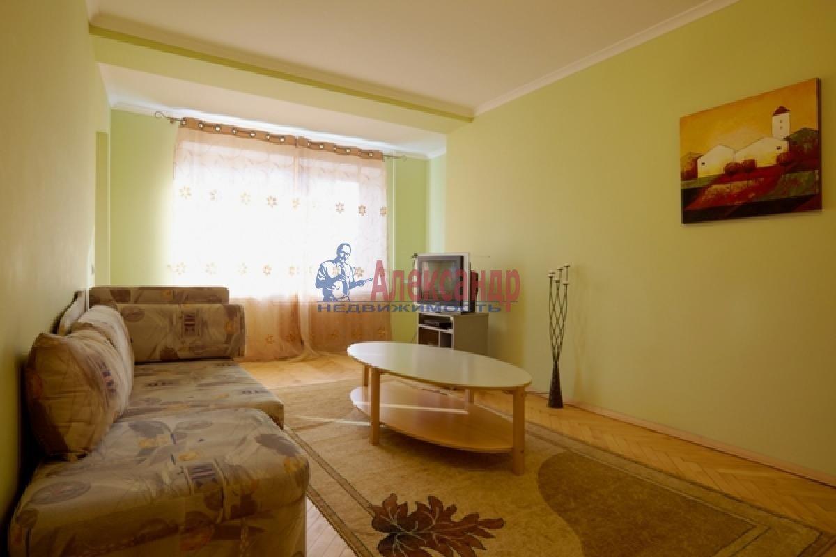3-комнатная квартира (75м2) в аренду по адресу Энгельса пр., 128— фото 2 из 2