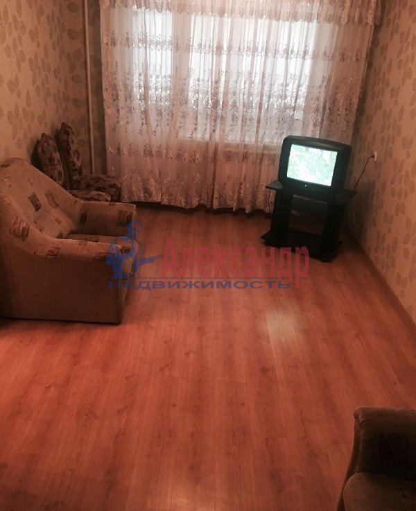 2-комнатная квартира (47м2) в аренду по адресу 2 Муринский пр., 47— фото 2 из 6