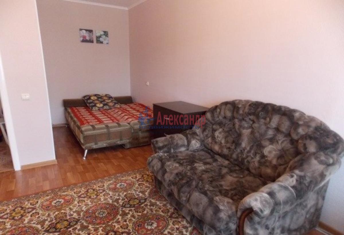 1-комнатная квартира (36м2) в аренду по адресу Маршала Блюхера пр., 44— фото 4 из 8