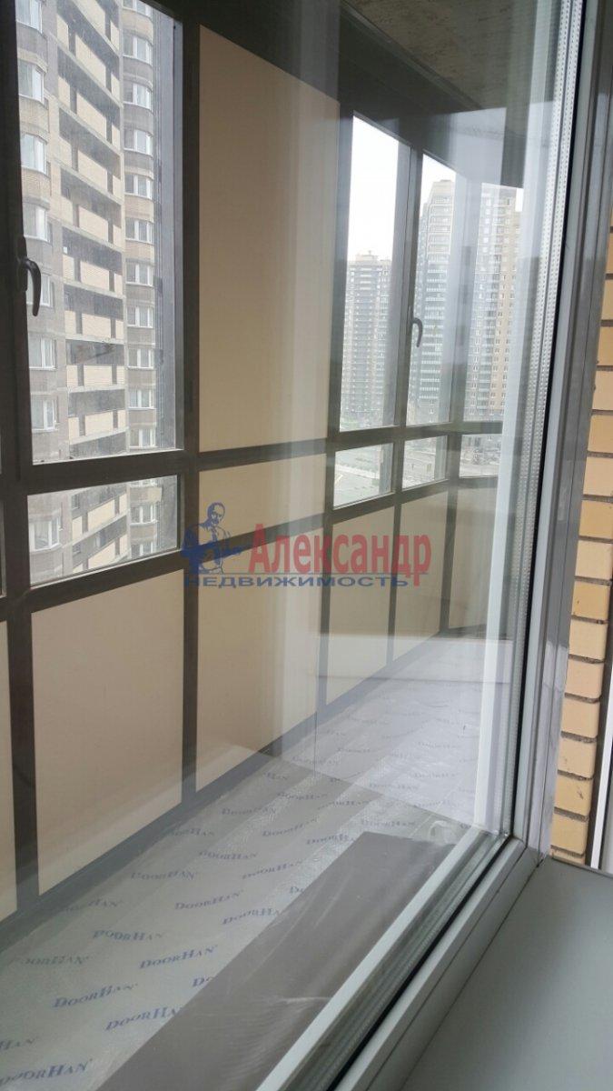 1-комнатная квартира (38м2) в аренду по адресу Парголово пос., Федора Абрамова ул., 23— фото 5 из 8