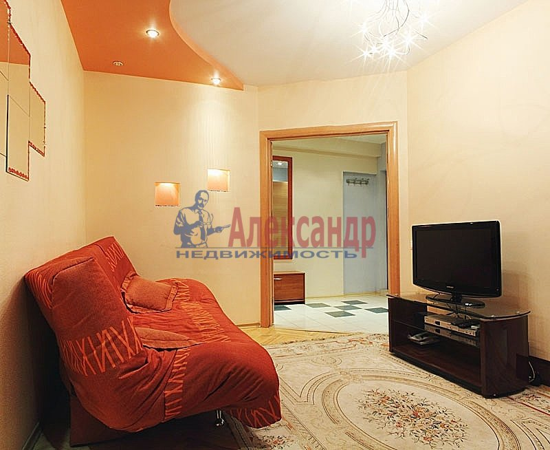 2-комнатная квартира (58м2) в аренду по адресу Галерная ул., 26— фото 3 из 5